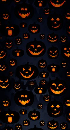 iPhone Wall: Halloween tjn