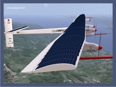 solar impulse - Google Search