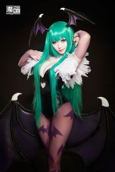 Morrigan Aensland by aoandou on deviantART