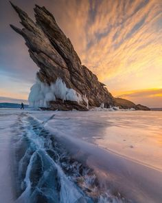 Lake Baikal Siberia By @coolbiere by discoverearth: