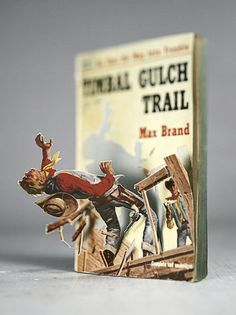 Love the graphics of this book cover which takes part of a person falling on his back. The setting of the cover takes part in the past.