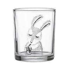 Kinderglas RABBIT - Gläser und Becher - Küche - Shabby-Style.de