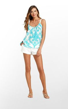 Lilly Pulitzer Chevonne Top