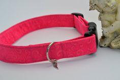 Dog Collar Pet Supplies Adjustable Pet Collar by HaleysPetBoutique