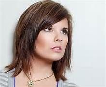 cute mid-length haircuts for thin hair - Bing Images