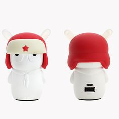 The cute and lovely #Xiaomi #Mitu #powerbank is essential to your smart phones and tallest. In addition it can also be used as a tissue box. The LED color will be different with the change of battery, which make it convenient for you to use even it is at night. In the dark.  >>>>>> http://www.tomtop.cc/uIV7fu