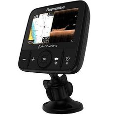 GPS Units: Raymarine Dragonfly 5Pro Gps Fishfinder Gold + Transducer And Navionics BUY IT NOW ONLY: $398.52