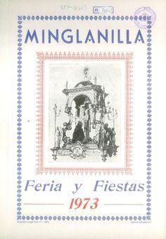 Feria y fiestas en Minglanilla (Cuenca), en honor de su patrón el Cristo de la Salud. Del 12 al 17 de septiembre de 1973. #Fiestaspopulares #Minglanilla #Cuenca
