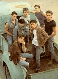 #TheOutsiders #love