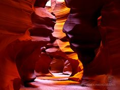 Antelope Canyon by Richard Sugden Photography, via Flickr