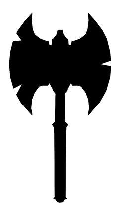 Class Symbol: Barbarian