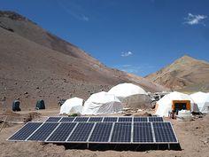 Sistemas Aislados Híbridos para instalaciones en áreas remotas