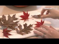 How to Turn Autumn Leaves into Home Decor » Coldwell Banker Blue Matter