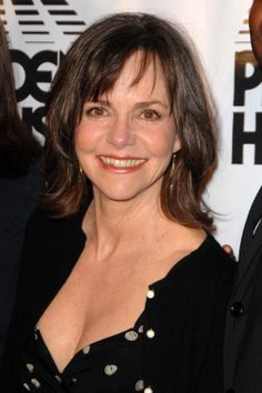 Fashion Over Sixty - Sally Field - Note: Some cleavage still showing. (If you've still got it, why not flaunt it).