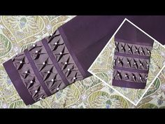 How To Make | Latest Trouser Design | Ladies Trouser Style | Sleeve Design | Blouse Sleeve Design | - YouTube Kurti Sleeves Design, Sleeves Designs For Dresses, Dress Neck Designs, Sleeve Designs, Fancy Dress Design, Stylish Dress Designs, Design Youtube, Churidar Neck Designs, Kurti Designs Party Wear