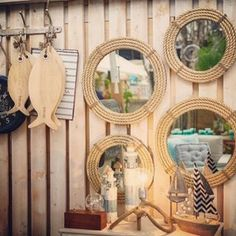 Riflessi d'estate, voglia di mare ⚓️  #agricola #agricolashop #agricolahomeandgarden #homedecor #decor #homesweethome #design #inspiration #lasciatiispirare #casaefiori #lakelife #sealife #sea #seainspiration #wood #mirror #fish #decoration #igers #instapic #home #varese #shopthelook #igersvarese #lecosechepiaccionoanoi #gardencenter