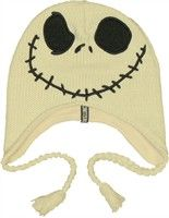 Nightmare Before Christmas Jack Skellington Beanie