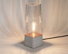 Farro table lamp by Lake and Wells