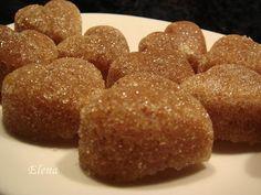 Chocolate y Pimienta: Terrones de azúcar sabor canela