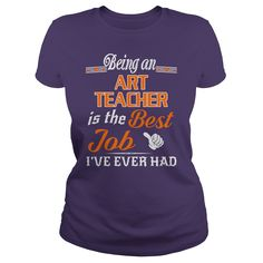 Being An Art Teacher Is The Best Job T-Shirt #gift #ideas #Popular #Everything #Videos #Shop #Animals #pets #Architecture #Art #Cars #motorcycles #Celebrities #DIY #crafts #Design #Education #Entertainment #Food #drink #Gardening #Geek #Hair #beauty #Health #fitness #History #Holidays #events #Home decor #Humor #Illustrations #posters #Kids #parenting #Men #Outdoors #Photography #Products #Quotes #Science #nature #Sports #Tattoos #Technology #Travel #Weddings #Women