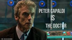 It scared me so bad I almost cried. Yes, I said almost. I cried when Amy was running around the TARDIS, but when Capaldi just appeared I jumped in shock... I'm still in shock.