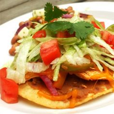 Quick & Easy Meals. Thinking about trying the chicken tostadas!