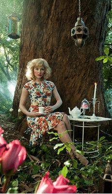 Frabjous Day - Alice in Wonderland Inspired Dress