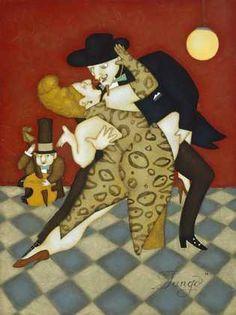 Tango ~ by Steven Lamb