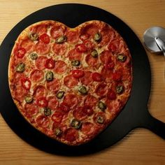 Valentine´s Pizza