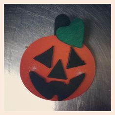 Halloween pin from a customer at work :)