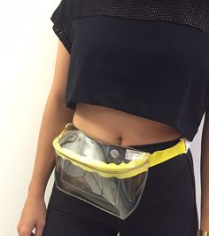 The NEW PVC Fanny Pack