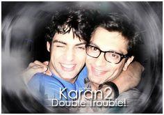 Karan Singh Grover and Karan Wahi bromance
