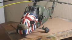 Scale Westland Wessex from Fly Models Big Challenge, Model Kits, Cool Toys, Scale Models, Diecast, Aviation, Aircraft, Hobbies, Military