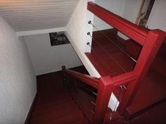 Modernized banister with Dignitet