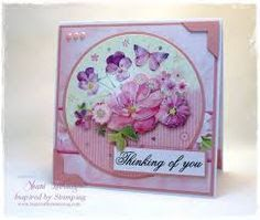 Image result for hunkydory little book of flowers cards
