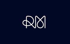 Logotypes II by Áron Jancsó, via Behance