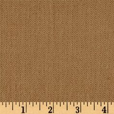 Primo Plaids Flannel Heathers Tan from @fabricdotcom  From Marcus Brothers, this double-napped, yarn dyed flannel features a subtle herringbone weave and is perfect for quilting, apparel and home decor accents.