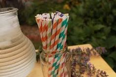 paper straws - Google Search