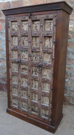 Indian Wooden Old Door Amirah