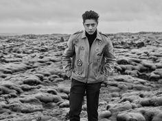 In Iceland for Mega Magazine cover, November 2016 issue © Daniel Johns, Bad Boy Aesthetic, Daniel Padilla, John Ford, Kathryn Bernardo, Queen Of Hearts, Bad Boys, Fashion Models, Dj