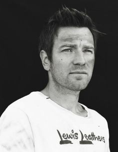 Ewan McGregor ...oh, my honey!  So many great movies to count...but loved him in Moulan Rouge!