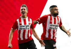 PSV Eindhoven 2016/17 Umbro Home and Away Kits