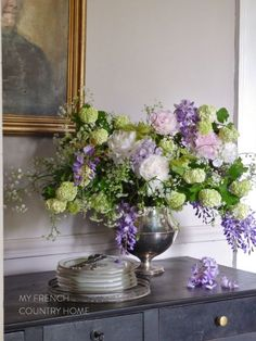 the magic of spring flowers and my floral tour (MY FRENCH COUNTRY HOME)