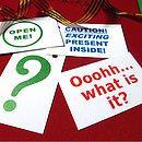 28 Joke Gift Tags Variety Pack