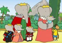 Babar: The adorable elephant you love . Childhood Characters, Childhood Tv Shows, Cartoon Characters, Watch Cartoons, 90s Cartoons, Lizzie Mcguire, Sweet Memories, Childhood Memories, Babar Dessin Animé