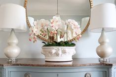 How to Create a Faux Orchid Arrangement