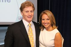 Katie Couric visits WSB-TV's VP and GM, Tim McVay