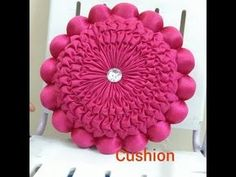 Smocking Tutorial, Smocking Patterns, Knitting Patterns, Sewing Patterns, Diy Makeup Remover, Diy Flowers, Flower Diy, Sewing Stitches, Diy Carpet