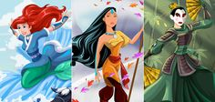 Disney-Princesses-As-Avatar-The-Last-Airbender-The-Legend-of-Korra-Characters.png 700 ×335 pixels
