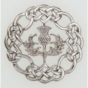 Thistle brooch from the Celtic Croft